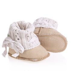cute baby uggs! new arrival. spring 2012 just got mine for a friends babyshower they are so soft