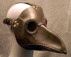 Image result for medieval black death mask