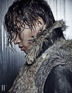 BigBang is dripping with charisma in W Korea's pictorial