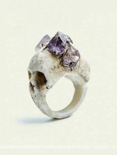 Skull Ring... So cool