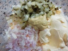 Najlepší klasický vajíčkový šalát, top RECEPT Grains, Rice, Food, Essen, Meals, Seeds, Yemek, Laughter, Jim Rice
