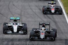 フェルナンド・アロンソ 「マクラーレンにはメルセデスを倒す可能性がある」 [F1 / Formula 1]