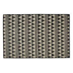 Outdoor-Teppich LABRITJA aus Kunststoff, 160 x 230cm
