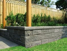 Adbri Masonry is Australia's leading supplier of quality masonry products such as concrete bricks, blocks, pavers, retaining walls and more. Inexpensive Retaining Wall Ideas, Cheap Retaining Wall, Retaining Wall Blocks, Retaining Walls, House Landscape, Landscape Designs, Garden Steps, Outdoor Projects, Outdoor Ideas