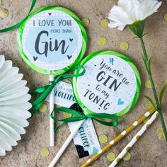 Valentines Gin And Elderflower Giant Lollipop Set by Holly's Lollies, the perfect gift for Explore more unique gifts in our curated marketplace. Birthday Favors, 60th Birthday, Gifts For Gin Lovers, Gin Festival, Giant Lollipops, Wedding Reception Food, Wedding Ideas, Perfect Gift For Her, Gifts