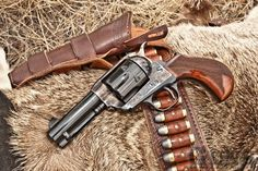 "4 & 3/4"" barrel, 45 Colt, Bird's head grip"