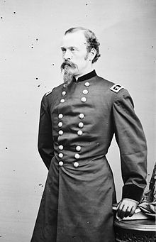 (Sept 1837 – Feb was a United States Army . Family History Book, Us History, Civil War Heroes, James Harrison, Unknown Soldier, Union Army, Major General, America Civil War, Civil War Photos