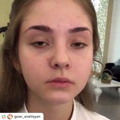 repost from my favourite @goar_avetisyan  I love her work!  ___________________________________#hudabeauty#anastasiabeverlyhills #anastasiabrows#vegas_nay #wakeupandmakeup#motivescosmetics #makeupmafia#makeuptutorialsx0x #makeupfanatic1#makeupbyevon #makeup #maccosmetics#makeupartist #makeupmafia#universodamaquiagem_oficial #alyakattan#lorenridinger#instamakeup #instabeauty#whiteninglightning #makegirlz #amrezy#monakattan #brian_champagne#shophudabeauty#morphebrushes#gerardcosmetics…