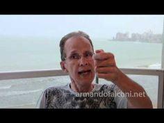 """Armando Falconi fala sobre """"Alergias e tratamentos naturais"""""""