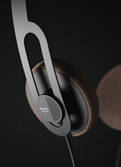 sony mdr 2019 Le Manoosh, Audio Design, Best Headphones, Electronic Gifts, Hearing Aids, Technology Gadgets, Design Reference, Design Process, Industrial Design