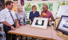 Stacking Frames! Home & Family - Tips & Products - Ken Wingard's DIY Display Box | Hallmark Channel