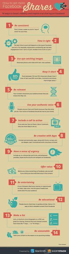 14 ideas para social media