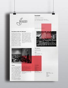 Accademia delle Arti Musicali by bruno bonamore, via Behance