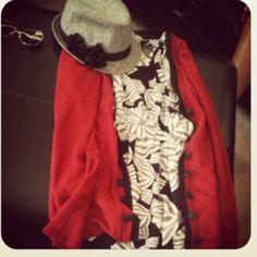 Today's attire