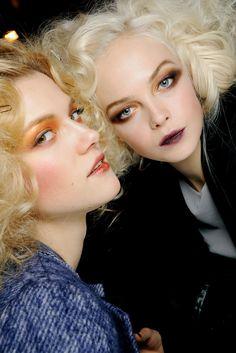 Christian Dior Fall 2010 Ready-to-Wear Fashion Show Beauty