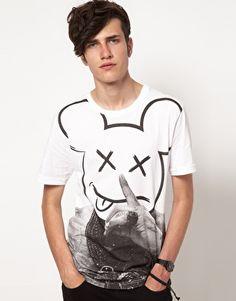BePriv - RR Face - T-shirt exclusivité ASOS UK