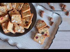 Fekkas : Biscuits croquants aux amandes et fruits confits