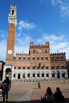 Piazza del Campo  | Siena, Italy