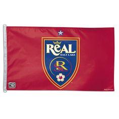 Real Salt Lake Soccer Flag
