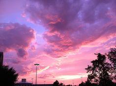 Los cielos del verano