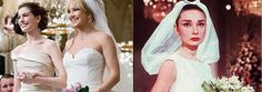 I love a good wedding, especially when it's on film. Check out some of the most beautiful wedding dresses to every grace the big screen. Most Beautiful Wedding Dresses, Best Wedding Dresses, Wedding Season, Celebrity Style, Seasons, Film, Celebrities, Check, Fashion