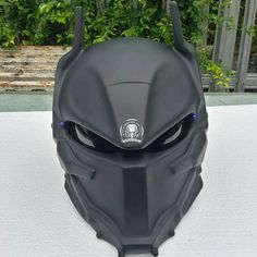 gt gt Before ordering in the expected first read the description to complete so no misunderstanding lt lt -When you order or pay this helmet will not be delivered soon Batman Motorcycle Helmet, Anime Motorcycle, Custom Motorcycle Helmets, Custom Helmets, Motorcycle Gear, Bike Helmets, Helmet Armor, Knights Helmet, Cb 300
