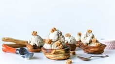 Yes! Churro Ice Cream Bowls Are A Thing!