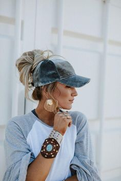 224 Best baseball cap outfit images in 2019  6651392eae50