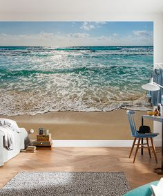 Look what I found on #zulily! Seaside Mural #zulilyfinds