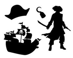 pirates silhouette svg dxf file instant download silhouette cameo cricut clip art Silhouette Cameo, Pirates, Poppies, Cricut, Clip Art, Teaching, Character, Ideas, Silhouette Cameo Projects