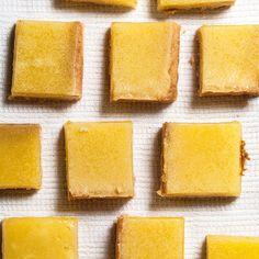 Lemon Bars Recipe - Saveur.com