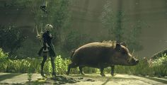 Happy Hacking: Music implementation in NieR:Automata | PlatinumGames Official Blog #Playstation4 #PS4 #Sony #videogames #playstation #gamer #games #gaming