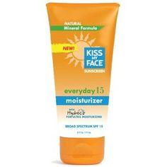 Kiss My Face Everyday Moisturizer