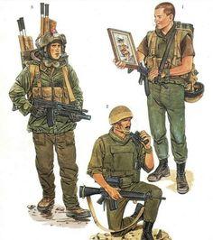 İsraeli soldier uniforms