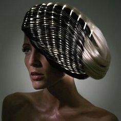 ///avant garde #hair #CapitolCoutureCollection