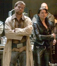 stargate sg1 daniel and vala - Google Search