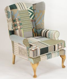Superb 1656 Best Kelly Swallow Images Patchwork Chair Chair Theyellowbook Wood Chair Design Ideas Theyellowbookinfo