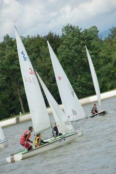 Base Nautique des Trois Frontières - #Alsace Base Nautique, Ski Nautique, Rafting, Sports, Boat, Water Activities, Swim, Hobbies, Hs Sports