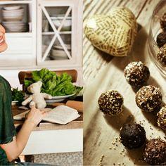 Bomba zdrowia, czyli moje ulubione kulki czekoladowe (Power Balls)