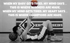 Trendy Ideas For Basket Ball Team Quotes Motivation Fitness Basketball Motivation, Basketball Memes, Basketball Workouts, Love And Basketball, Sports Basketball, Sport Motivation, Basketball Crafts, Motivation Quotes, Basketball Scoreboard