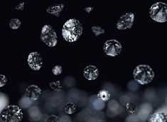 I'm surprised we didn't all know this.  On Saturn and Jupiter, it actually rains diamonds! Although the diamonds melt when they reach the incredibly hot planet surfaces, they fall in their solid forms through the atmosphere.