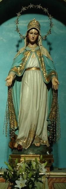 Virgen de la medalla milagrosa ferrol