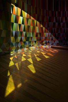 The Rainbow Chapel designed by COORDINATION ASIA