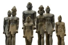 The Black Pharaohs An ignored chapter of history tells of a time when kings from deep in Africa conquered ancient Egypt.