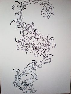 This would make a beautiful addition to my arm, I could use this between my darker tattoos and make them appear lighter.