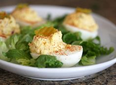 to Deluxe, 12 Delicious Deviled Egg Recipes: Deviled Eggs With Tuna ...