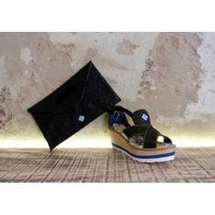 Shoe & Bag black set