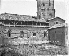 San Martin. Frómista. 1895