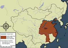 Ancient Chinese Dynasties: Advancements and Achievements - The Qin Dynasty