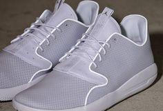 Air Jordan Eclipse White Metallic Silver (3)
